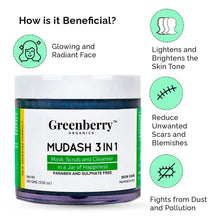 Mudash Face Mask