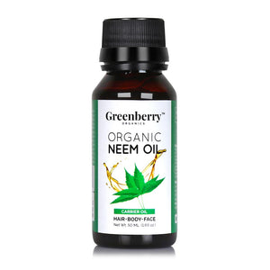 Organic Neem Oil - Greenberry Organics