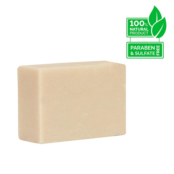 Shea Butter and Coconut Oil Soap Brick - Greenberry Organics
