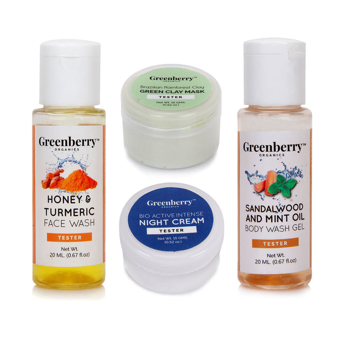 Anti-Acne Essential Kit - Greenberry Organics