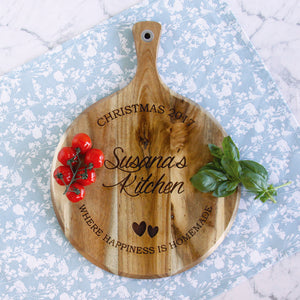 Happiness Is Homemade Serving Board Wangaratta Personalised Boards