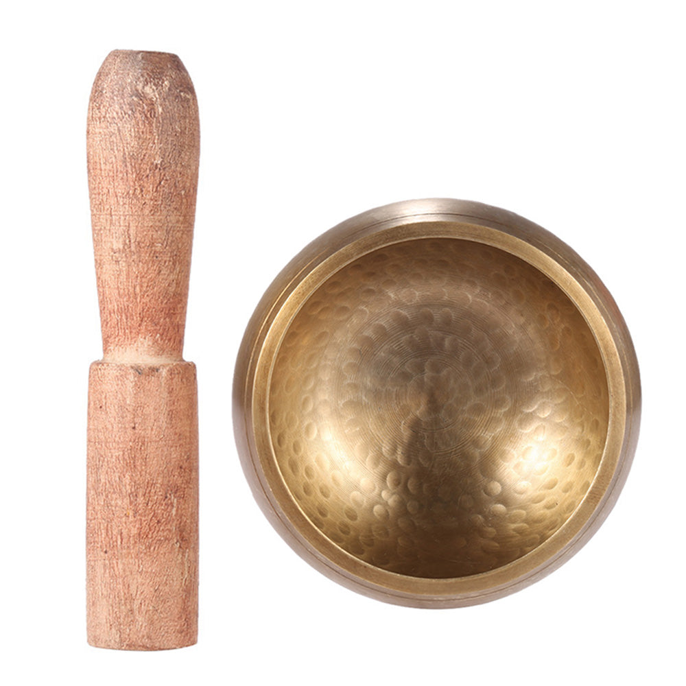 Tibetan Bell Metal Singing Bowl