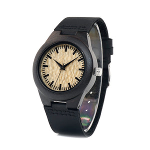 Bobo Women's Bamboo Watch!