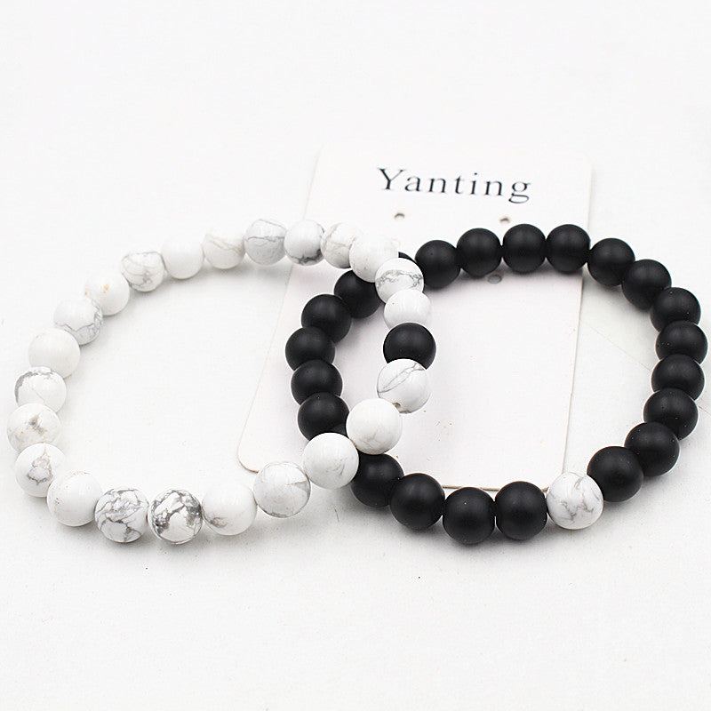 STAY CONNECTED WITH LOVE ONES -DISTANCE BRACELETS(2pc)