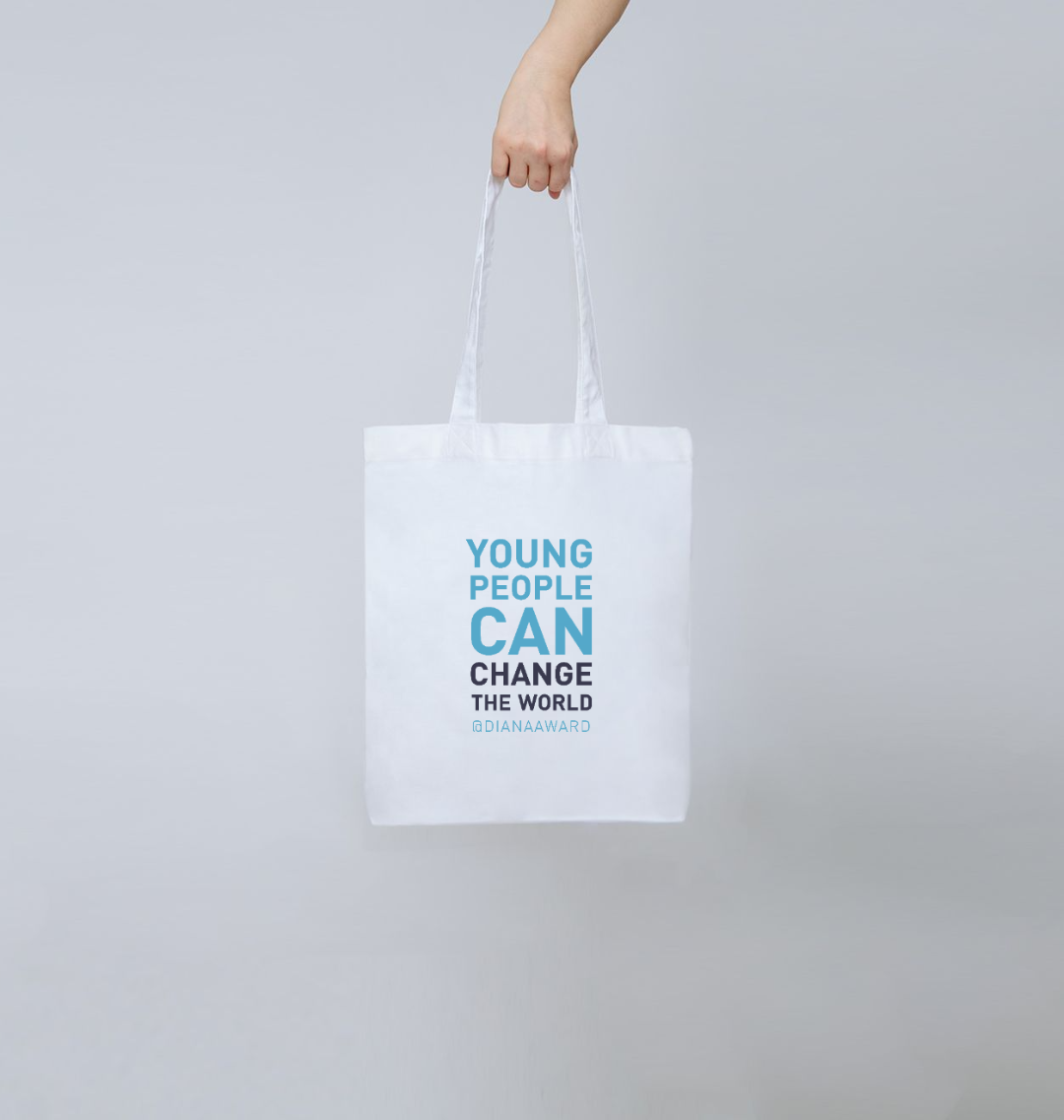 Change the World Tote