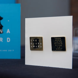 Diana Award Holders' Badge Duo