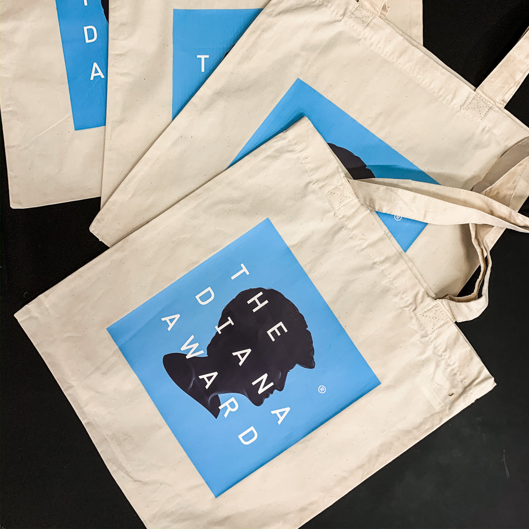 Diana Award Supporters' Tote Bag