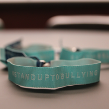 #StandUpToBullying Wristband