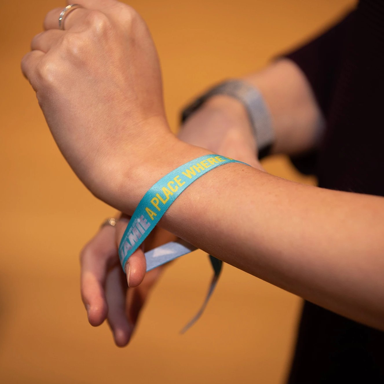Everybody's Talking About Jamie Anti-Bullying Wristband