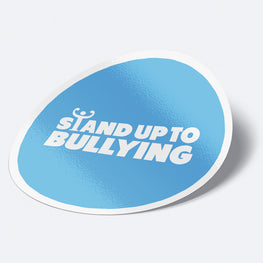 Stand Up To Bullying Stickers