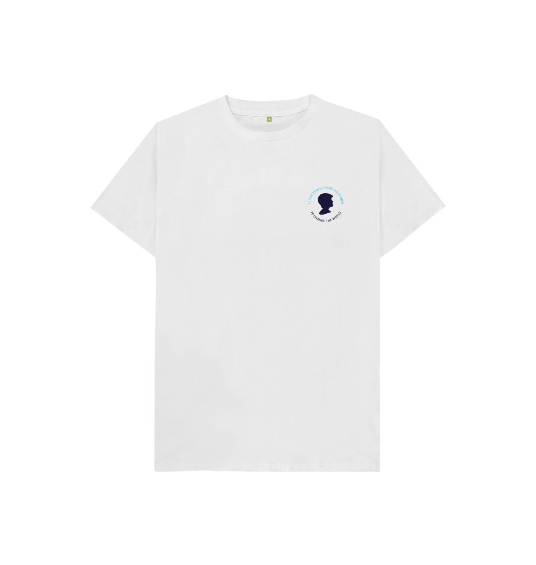 White Diana Tee (Kids)