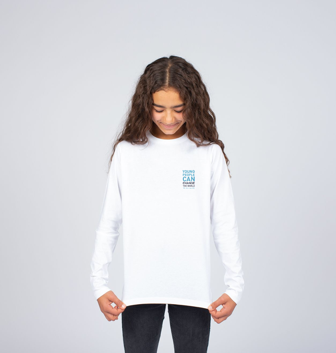 Change the World Long Sleeve Tee (Kids)