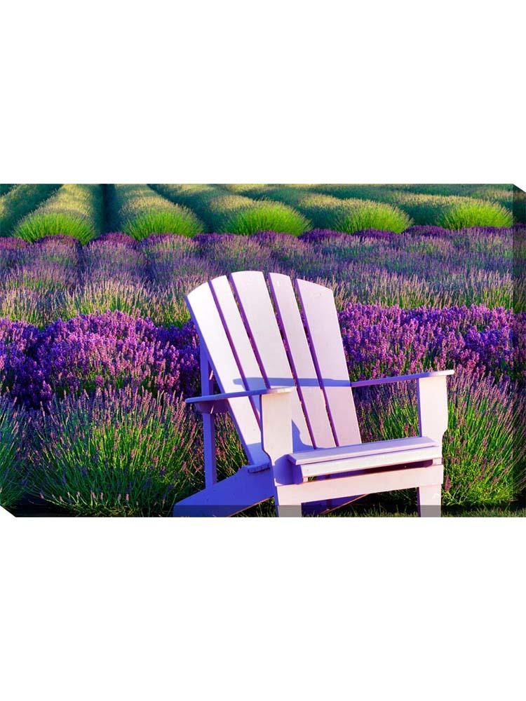 Lavender Chair