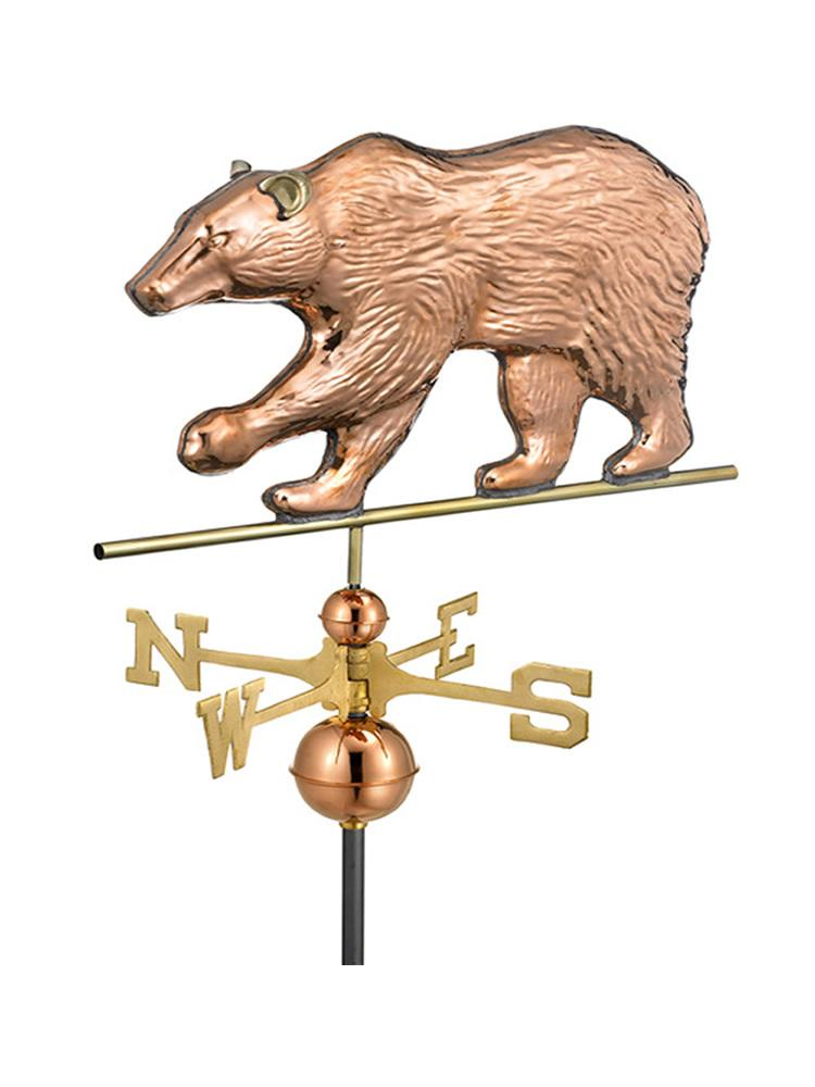 Grizzly Standard Weather Vane