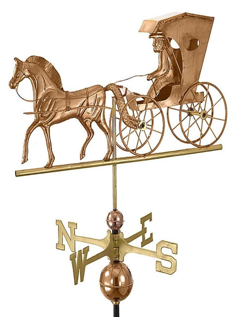 Traveling Doc Standard Weather Vane