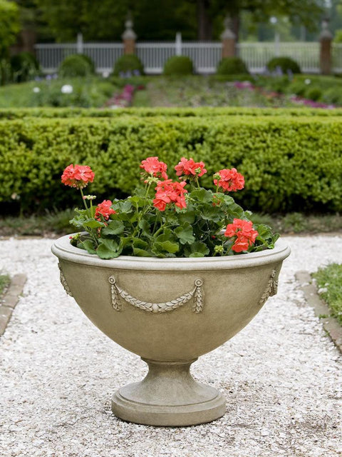 Williamsburg Neoclassic Urn Garden Planter
