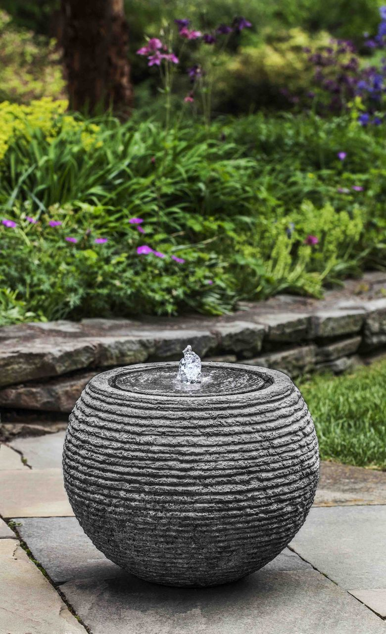 Sonora Fountain in Stone Ledge