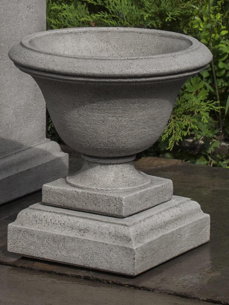 Moreland Urn with Small Urn Plinth