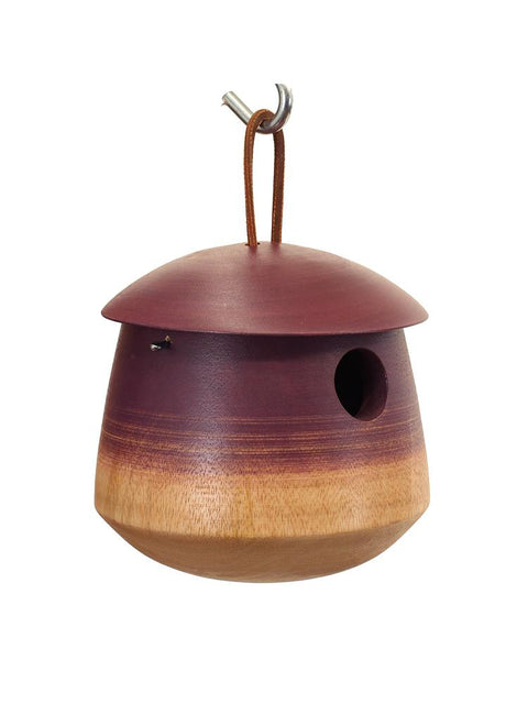 Tumble Bird Home Plum