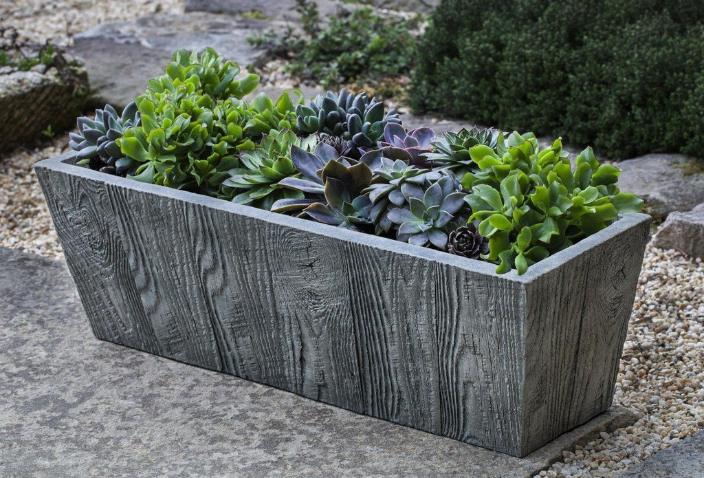 Barn Board Trough, Tapered