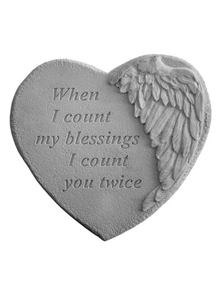 Winged Heart- When I count