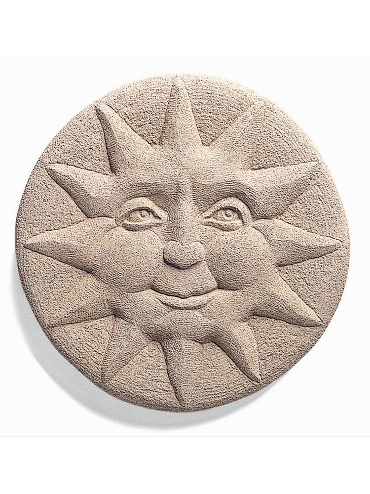 Textured Sun Plaque