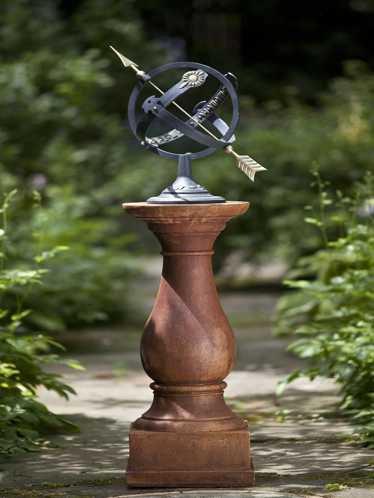 Chatham Sundial-Globe Holder