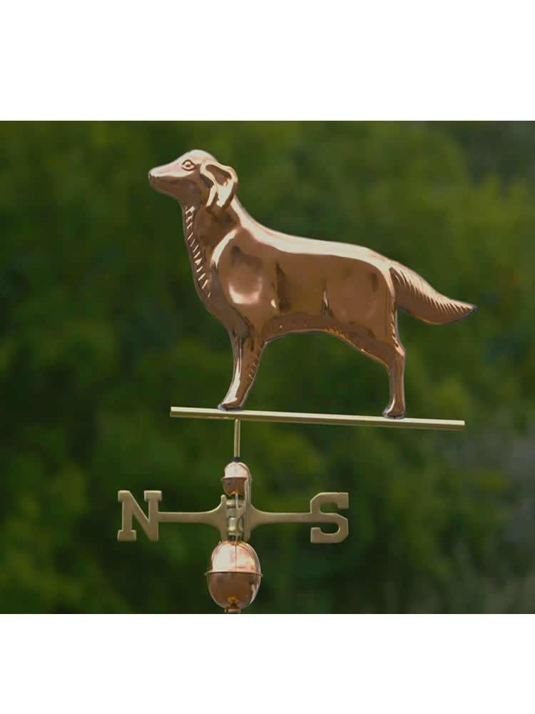 Retriever Standard Weather Vane