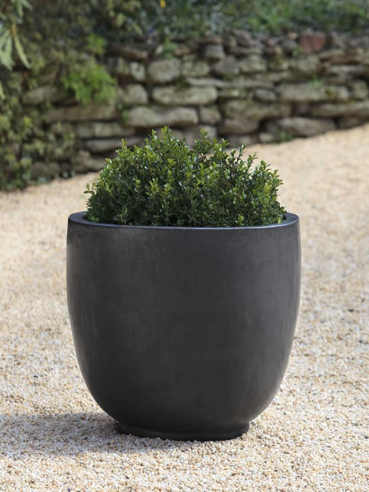 Sem Planter Set of 4 in Graphite