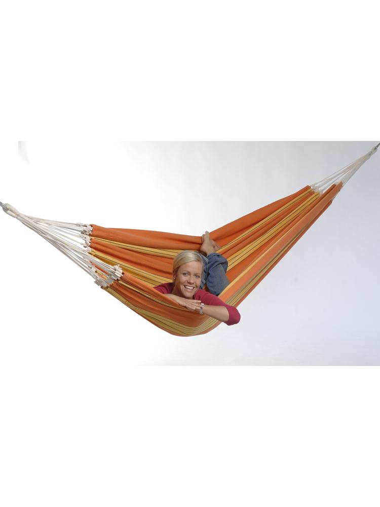 Paradiso Hammock Double Orange