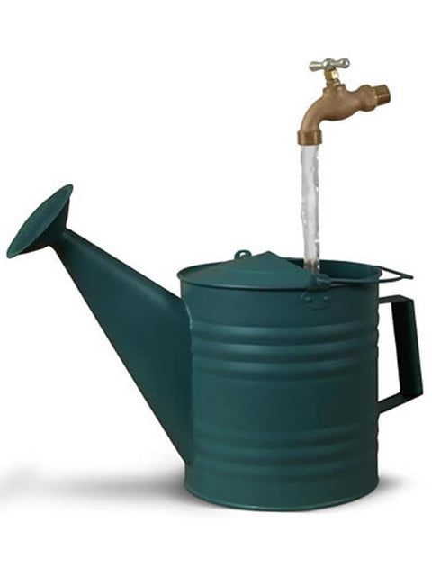 Standard Watering Can in Verdegris