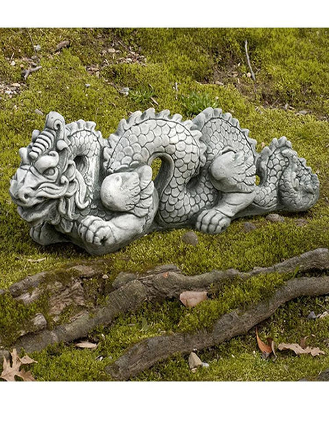 Dragon Garden Statue, Small