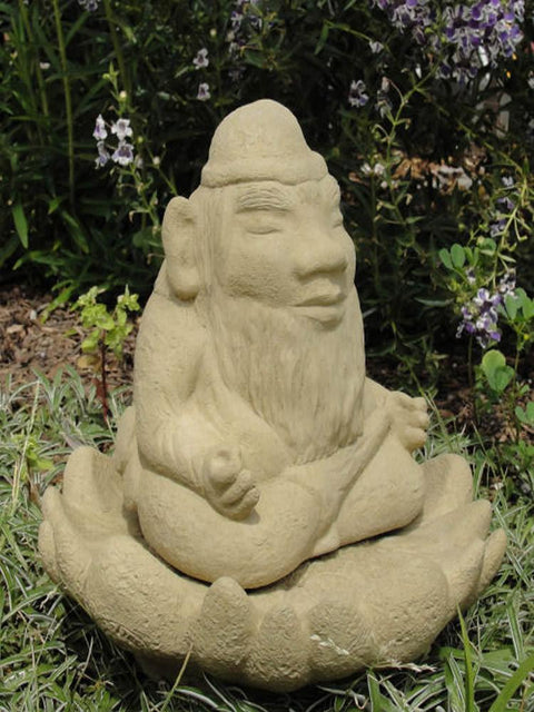 Meditating Gnome (Protection)