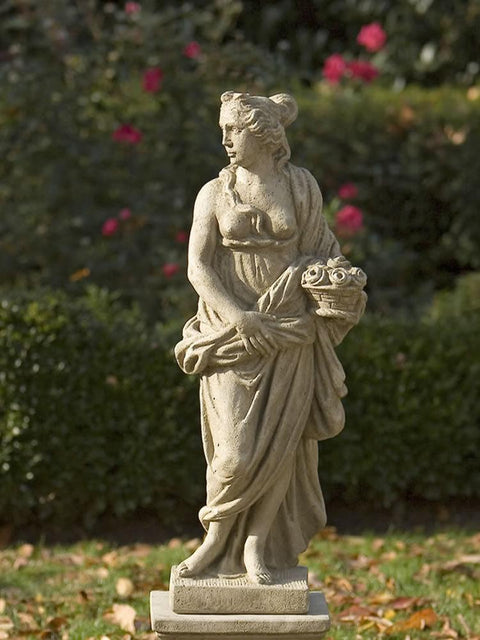 Four Seasons - Spring Garden Statue
