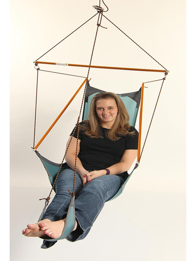 Traveller Hammock Chair Green