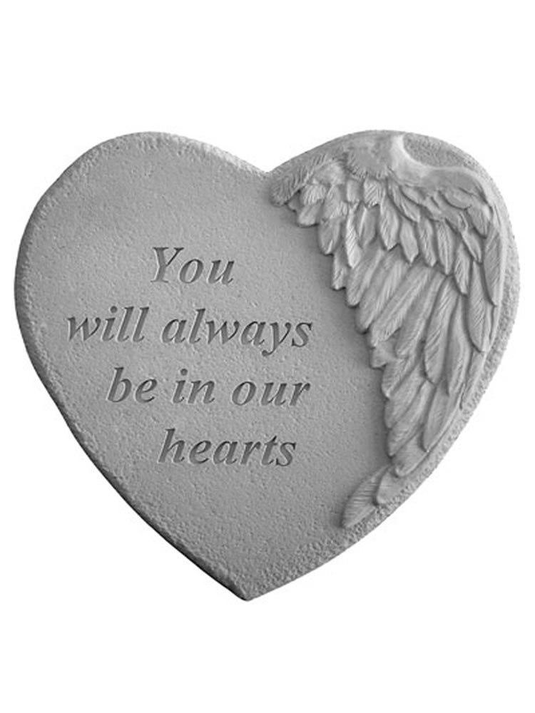 Winged Heart- You will always be