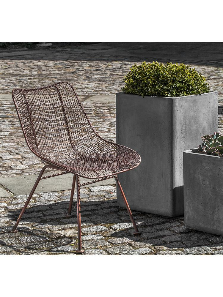 Tall  Urban Cube Planter - Set of 2