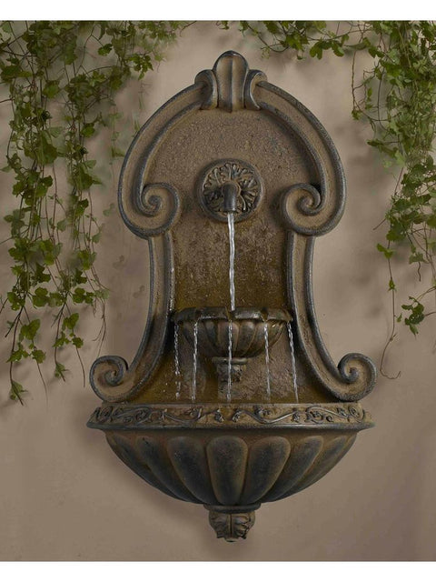 Mura Elegante Wall  Fountain