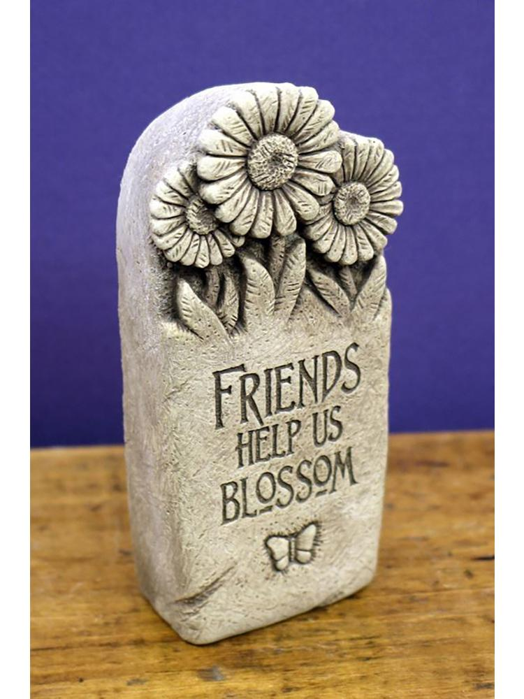 Friends Help us Blossom