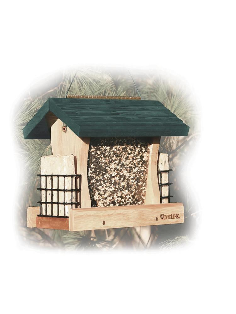Cedar Garden Bird Feeder, Large
