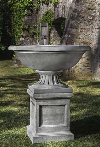 Fonthill Urn with St. Louis Pedestal