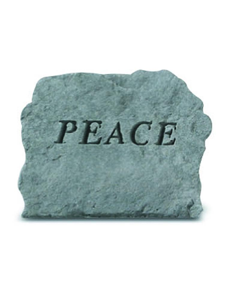 Peace Garden Accent Rock