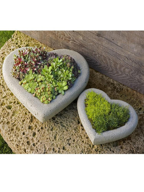 Heart Planter Set (2 pieces)