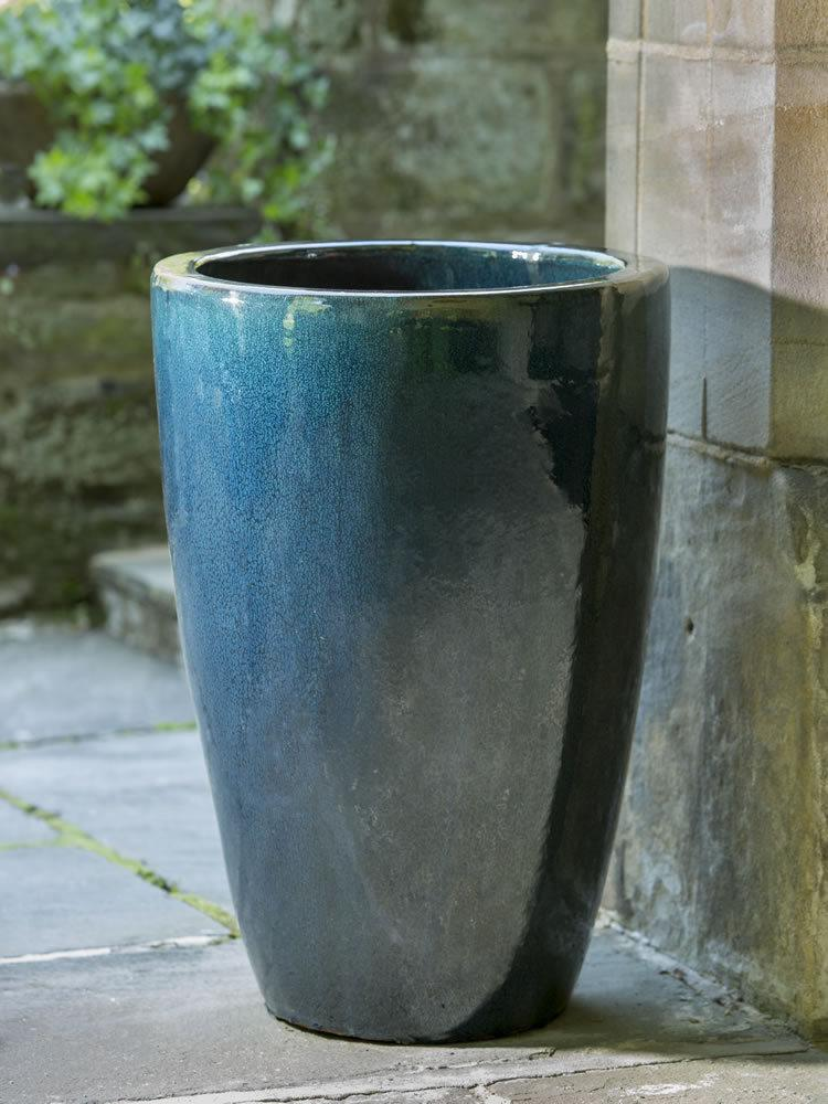 Marta Planter Set of 3 in Indigo Rain