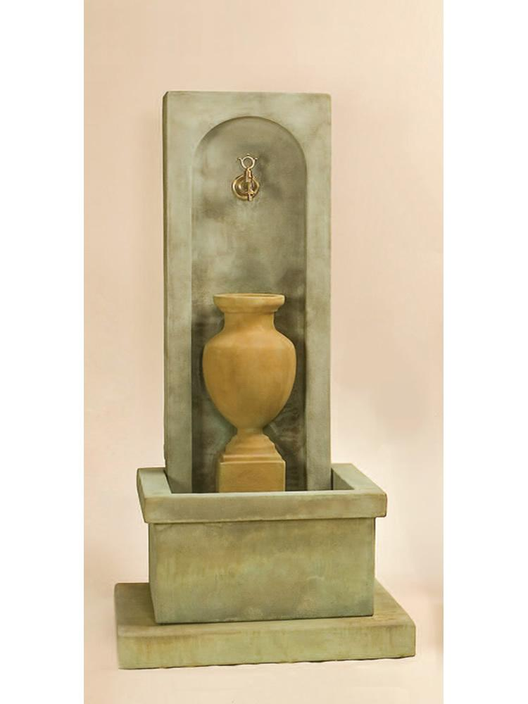 Amphorae Wall Fountain For Spout