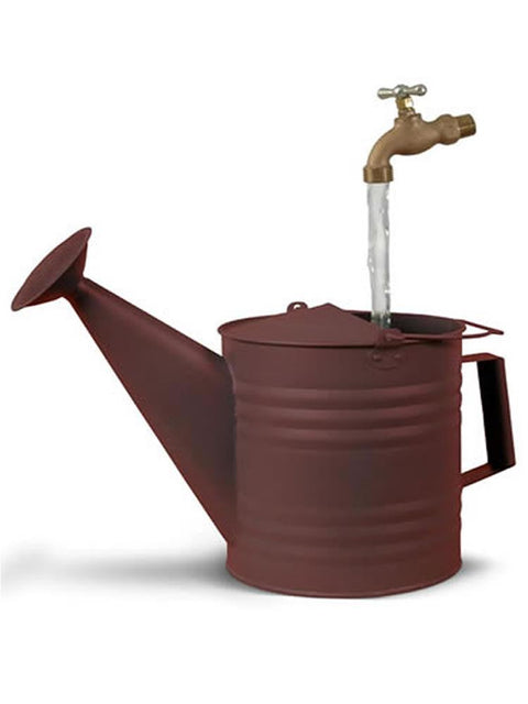 Standard Watering Can in New Rust
