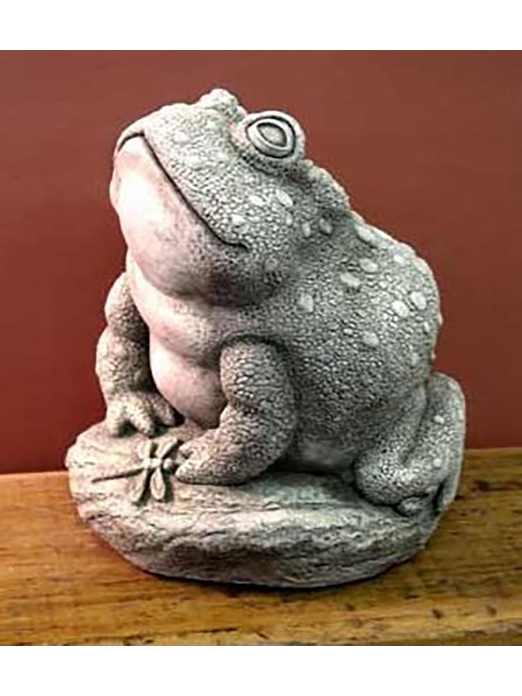 Andy the Toad Garden Statue