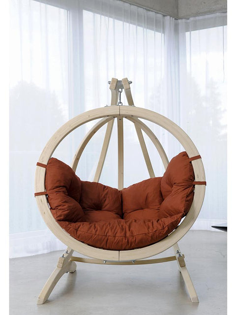 Kids Globo Chair Terra Cotta