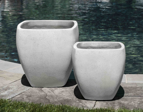 Tecate Planter - Set of 2 in Playa Blanca