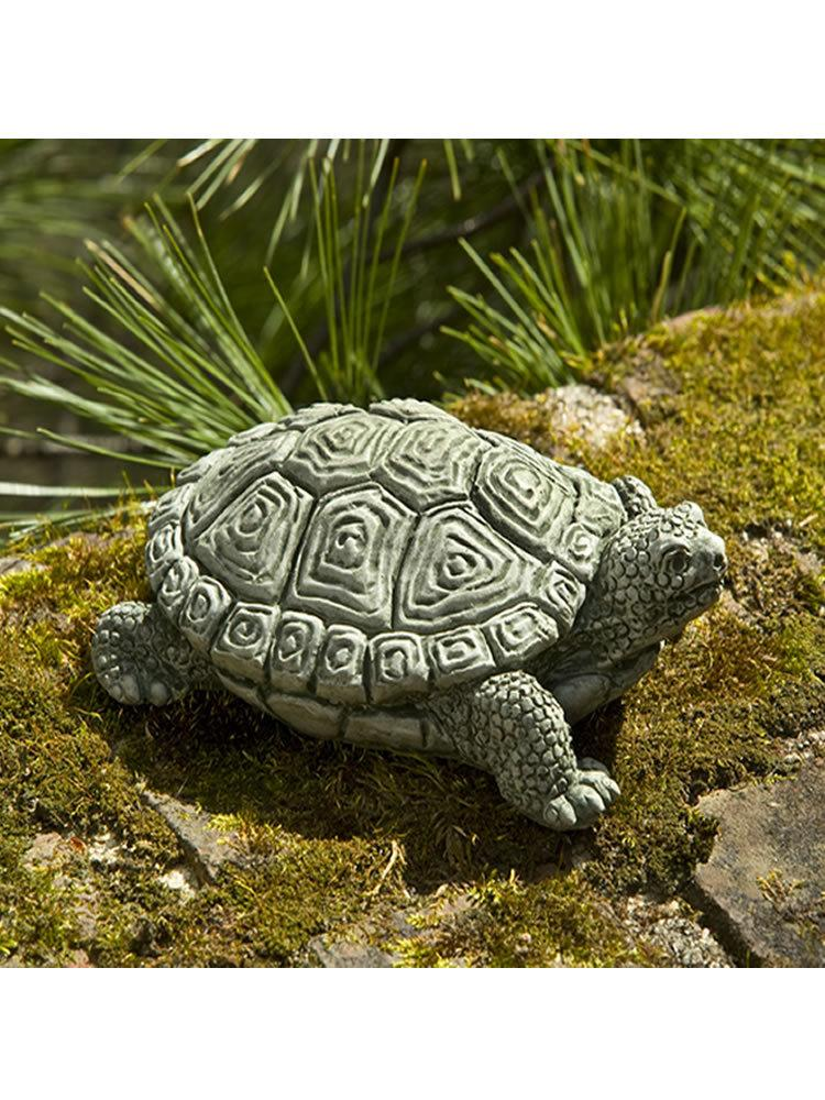 My Pet Turtle Garden Statue